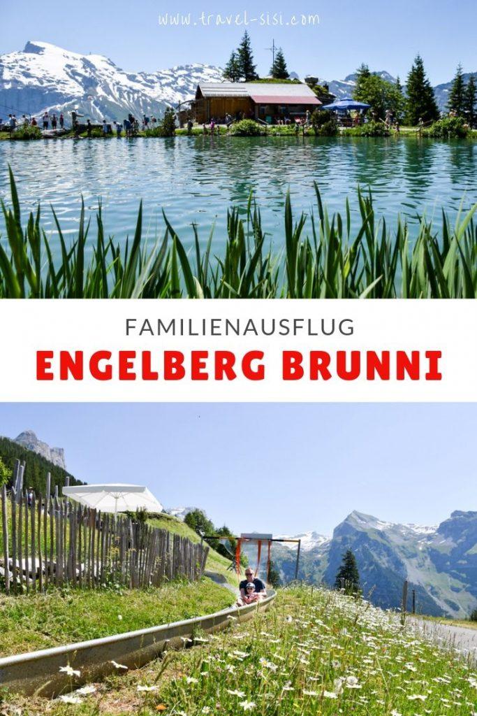 Familienausflug Engelberg Brunni