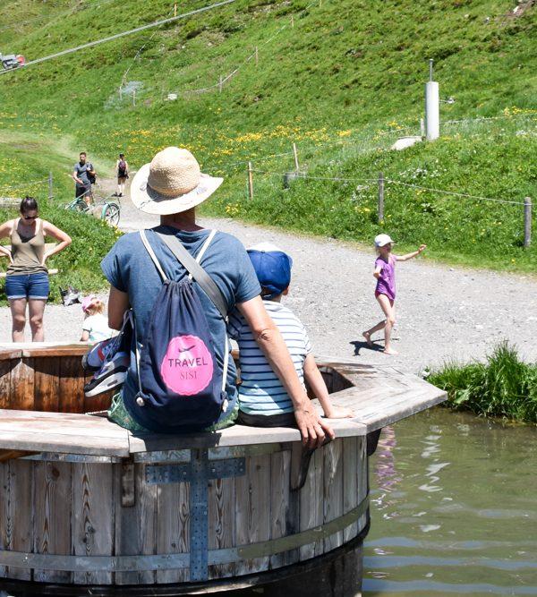 Familienausflug nach Engelberg Brunni mit Globi