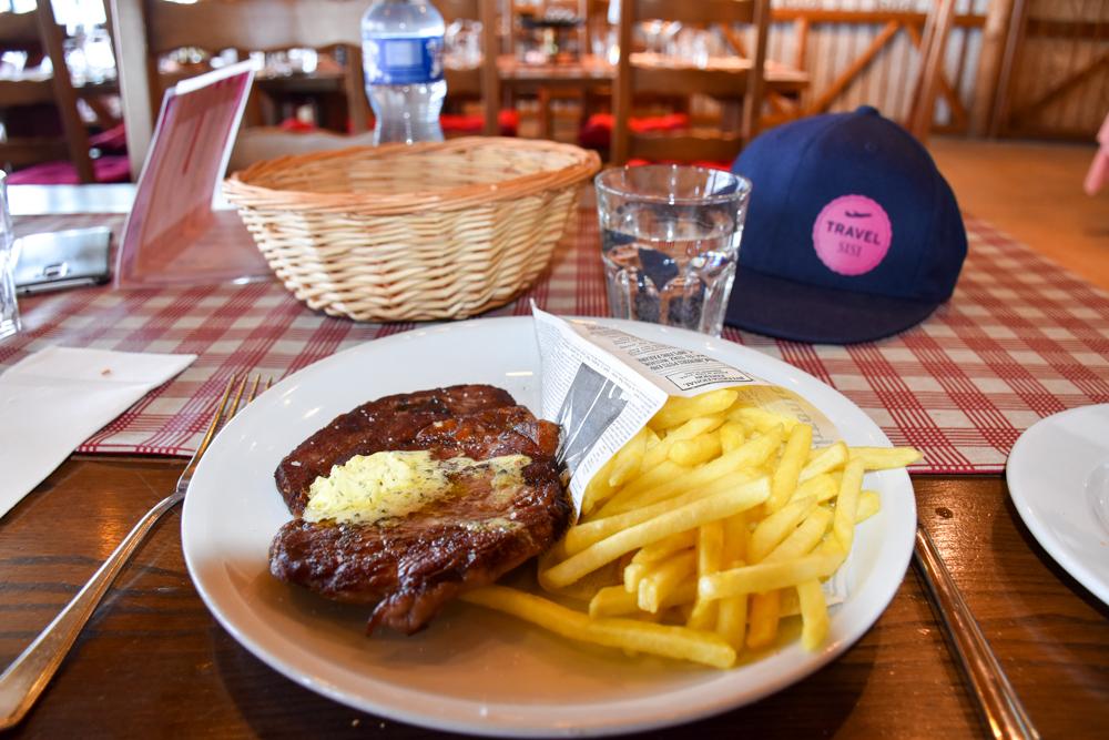 Familienausflug Rochers-de-Naye Montreux Schweiz feines Essen im Plein Roc Panoramarestaurant