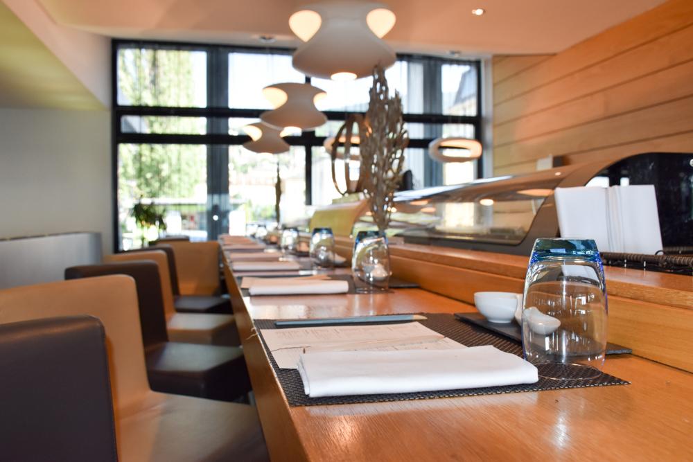 Hoteltipp Neuchatel Schweiz Best Western Premier Hotel Beaulac Sushi Bar