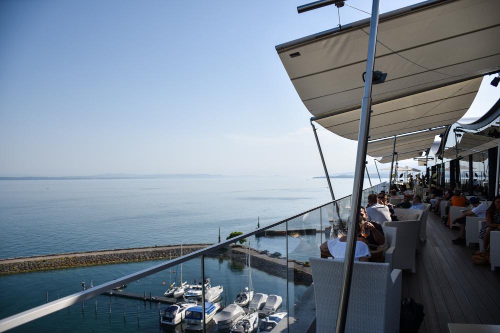 Hoteltipp Neuchatel Schweiz Best Western Premier Hotel Beaulac Waves Bar