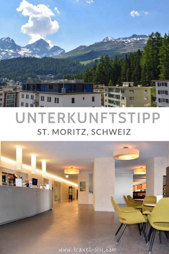 Unterkunft St. Moritz Engadin Schweiz
