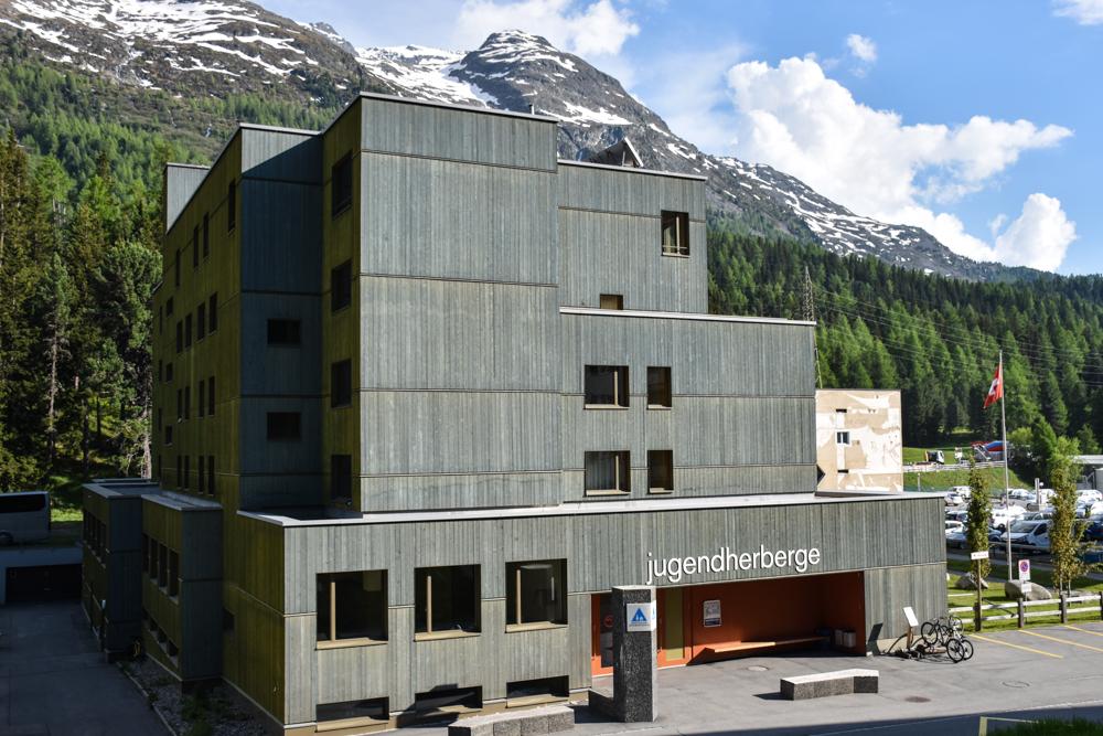 Unterkunft St. Moritz Engadin Schweizer Jugendherberge