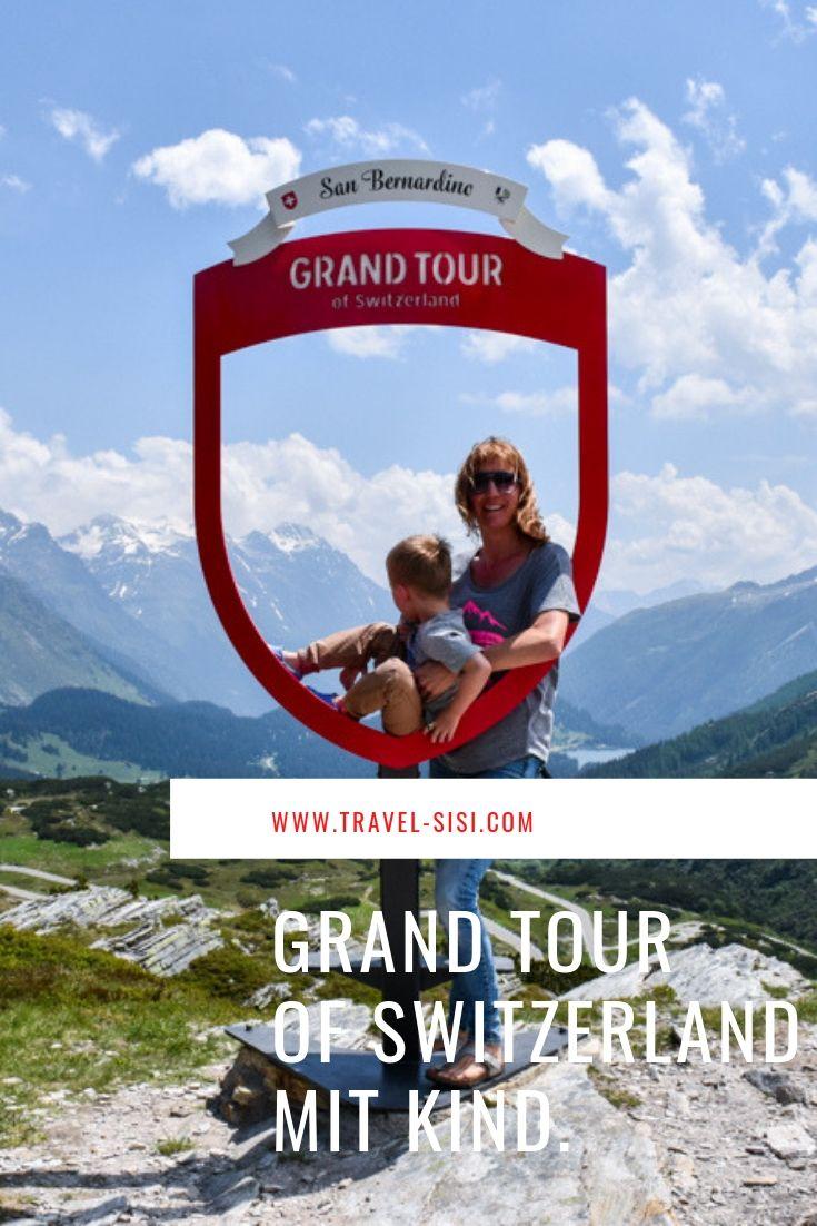 Grand Tour of Switzerland mit Kind