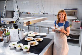 Kitchen Party im Waldhaus Flims Graubünden Schweiz