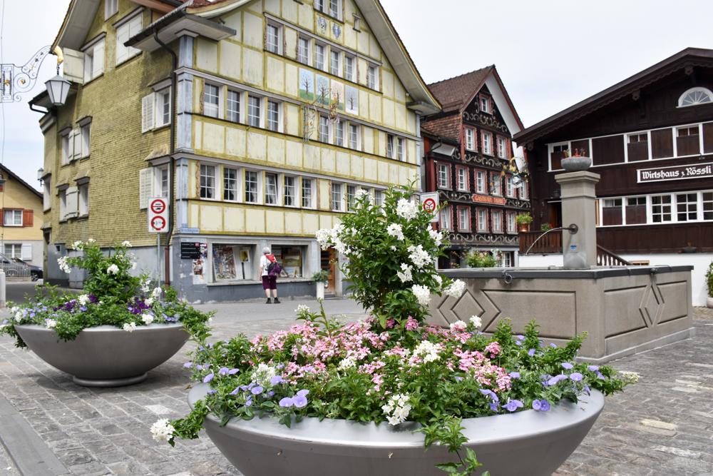 Travel Sisi Grand Tour of Switzerland mit Kind Appenzell