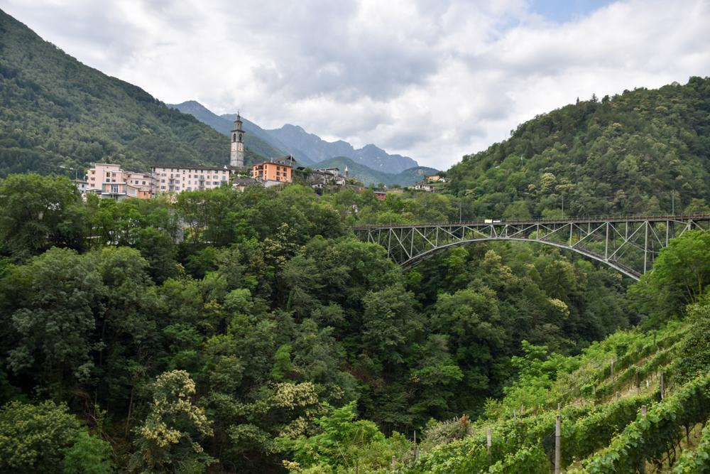 Travel Sisi Grand Tour of Switzerland mit Kind Centovalli Tessin