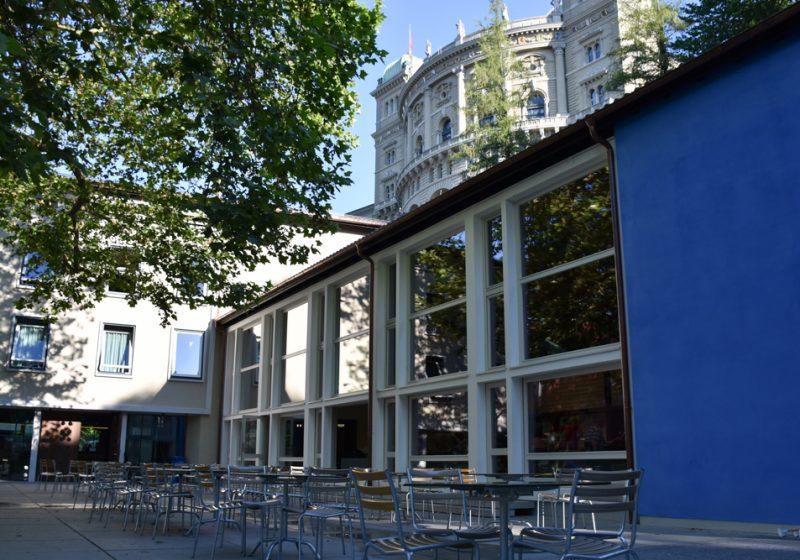 Unterkunft Jugendherberge Bern Schweiz