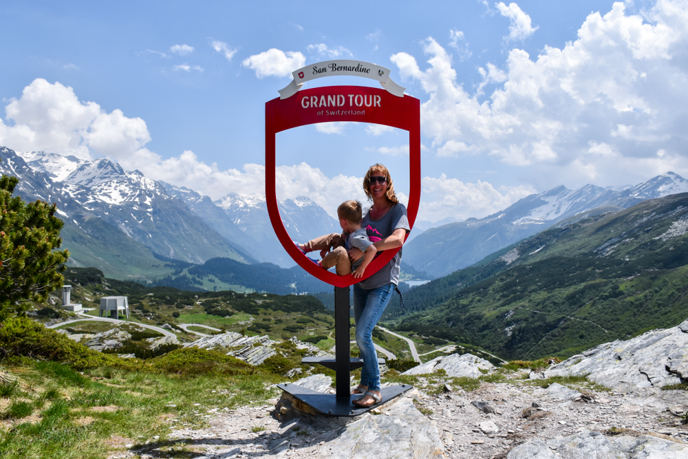 Travel Sisi Grand Tour of Switzerland mit Kind