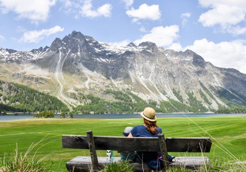 Engadin mit Kind: Die wunderschöne Schweizer Gegend in der Sommersaison entdecken