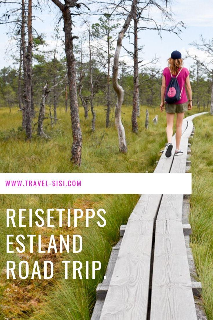 Estland Road Trip Reisetipps Highlights Route