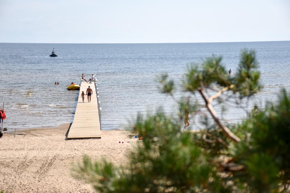 Estland Road Trip Reisetipps Route Highlights Peipus-See bei Kauksi