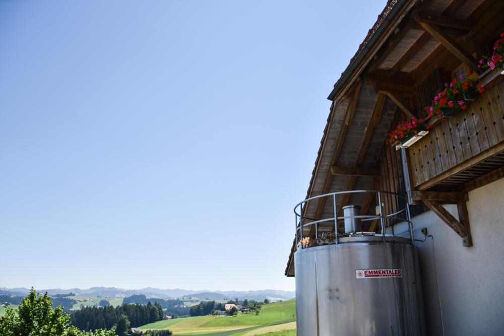 Glamping Buochs Vierwaldstättersee Schweiz TCS Campingplatz Emmentaler Schaukäserei
