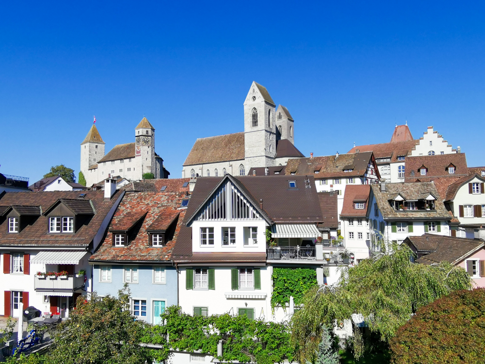 Unterkunft Rapperswil Schweiz Hotel Jakob Altstadt Rapperswil