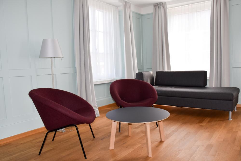 Unterkunft Rapperswil Schweiz Hotel Jakob Superior Zimmer
