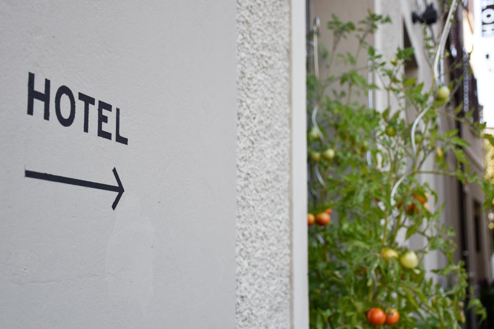 Unterkunft Rapperswil Schweiz Hotel Jakob frische Tomaten