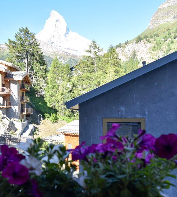 Unterkunft Zermatt Schweiz: Schön übernachten in der Jugendherberge Zermatt