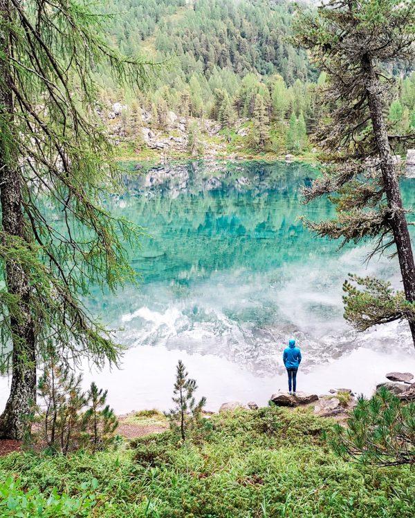 Weekend in der Valposchiavo Graubünden Schweiz