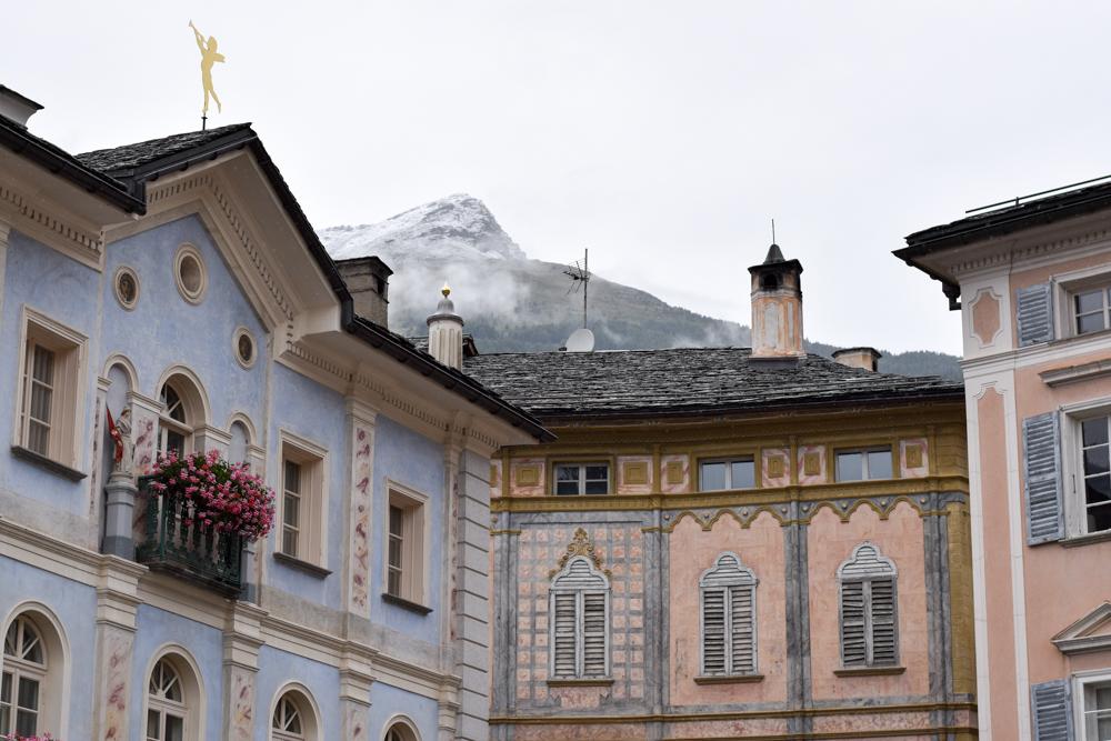 Weekend in der Valposchiavo Graubünden Schweiz Poschiavo