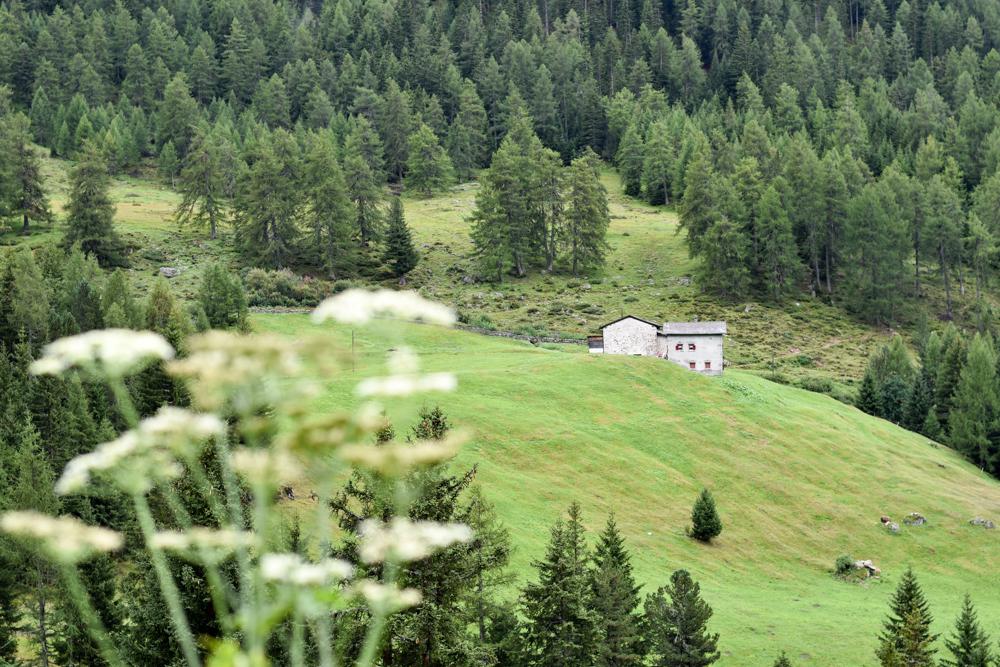 Weekend in der Valposchiavo Graubünden Schweiz Val di Campo