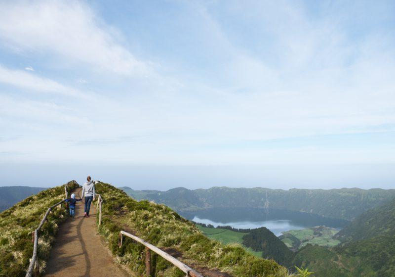 Azoren mit Kleinkind: Familienurlaub geniessen in wunderbarer Natur