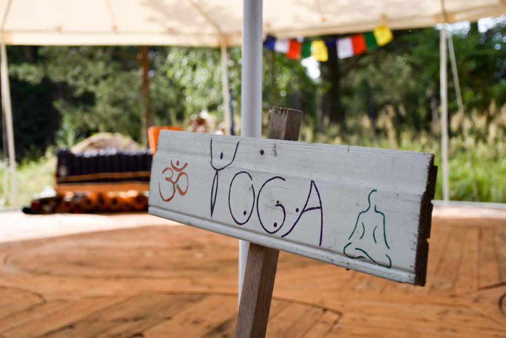Glamping Lahemaa Nationalpark Estland Projekt Kodu Yoga Shala