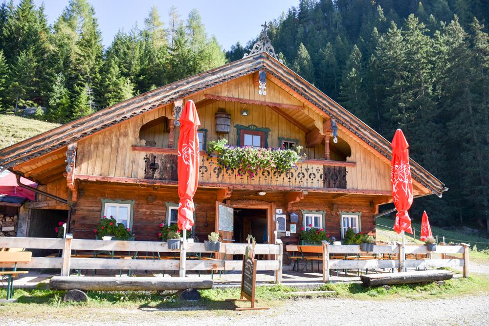 Herbstferien Achensee Tirol Österreich mit Kindern Buchauer Alm