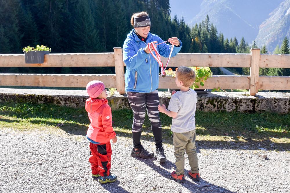 Herbstferien Achensee Tirol Österreich mit Kindern Kinderprogramm