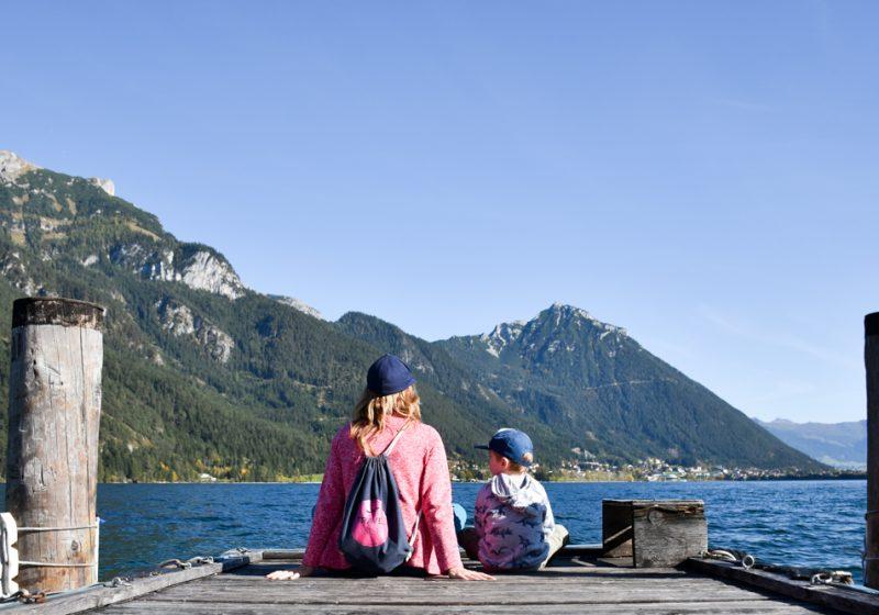 Herbstferien am Achensee mit Kindern