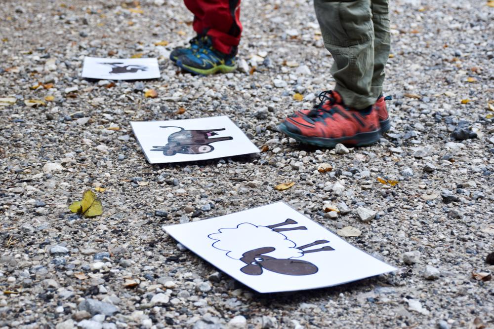 Herbstferien Achensee Tirol Österreich mit Kindern Spielspass beim Kinderprogramm
