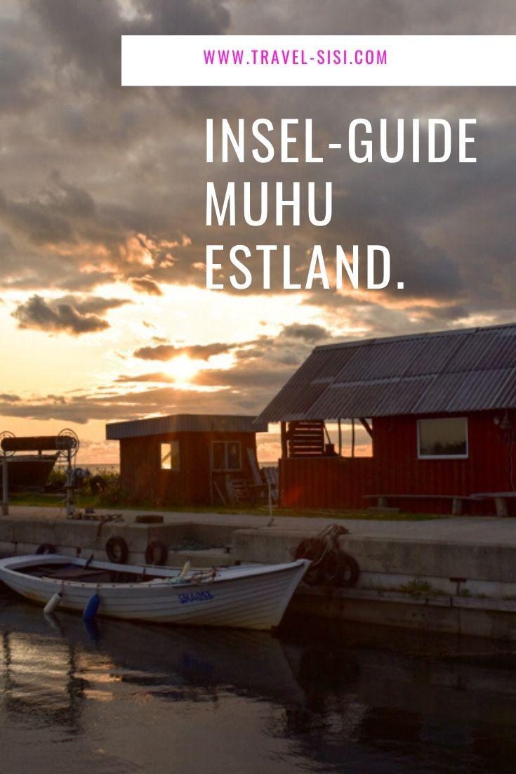 Insel-Guide Muhu Estland