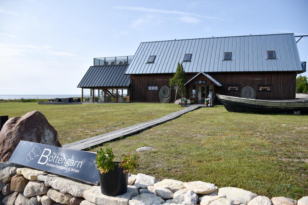 Insel Muhu Estland Bottengarn Boutique Guesthouse Kogava