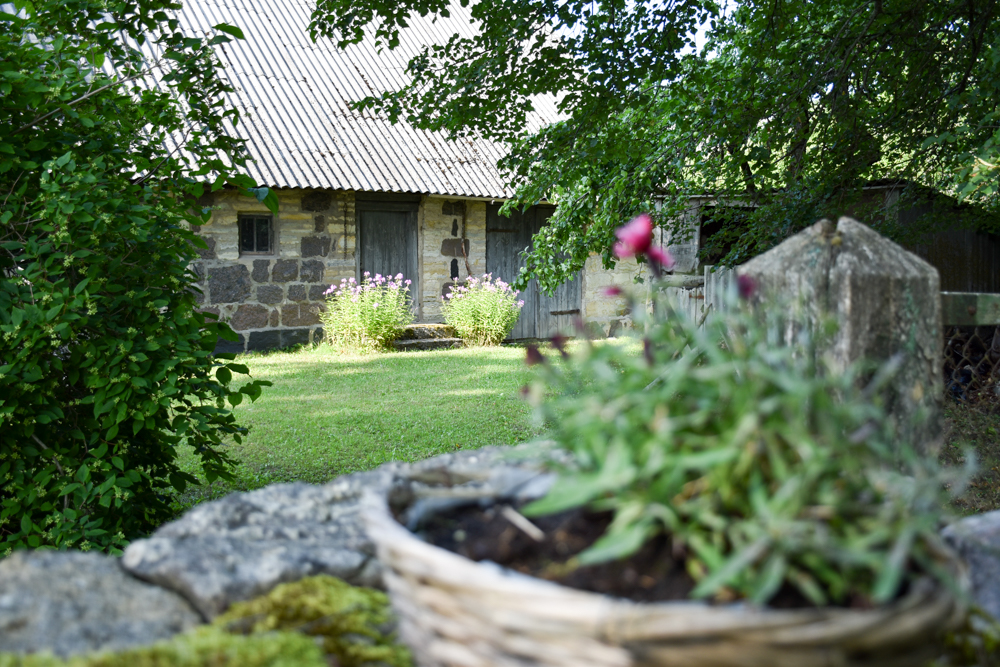 Insel Muhu Estland Muhu Museum