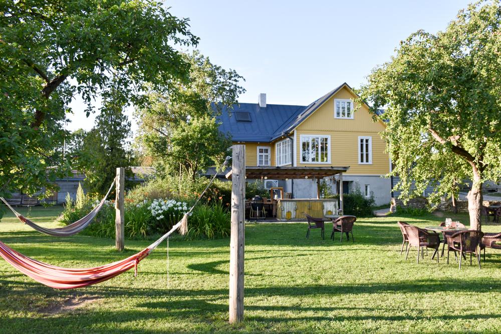 Insel Muhu Estland Tuul Resto