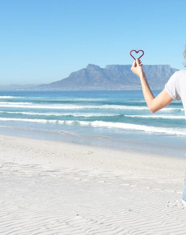 Kapstadt Südafrika mit Kleinkind Titelbild