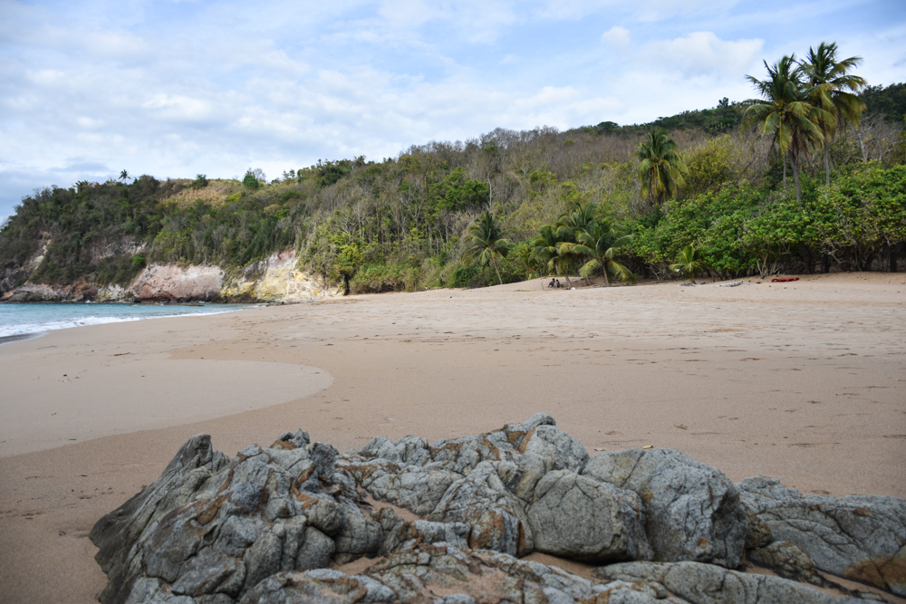 Strand-Guide Guadeloupe Plage Anse Tillet