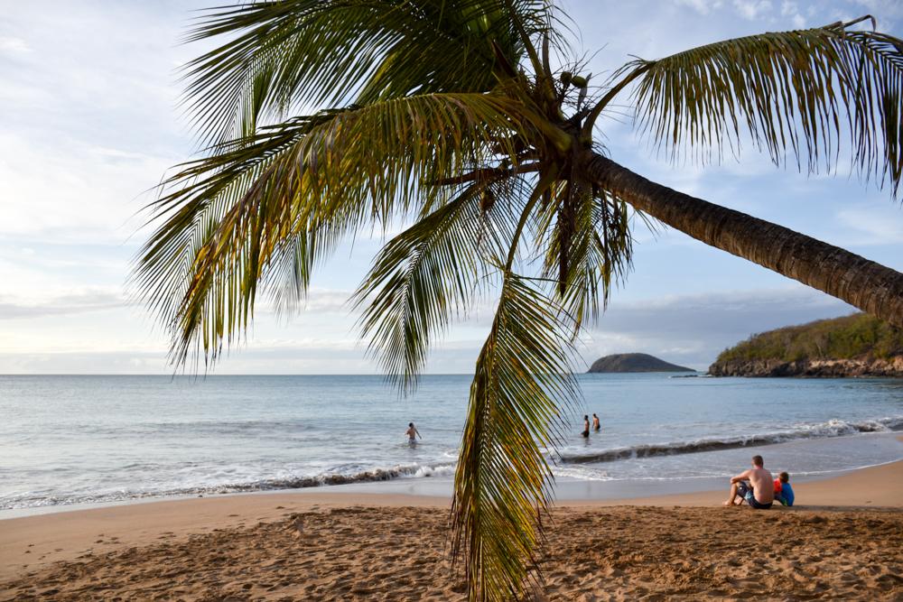 Strand-Guide Guadeloupe Plage la Perle