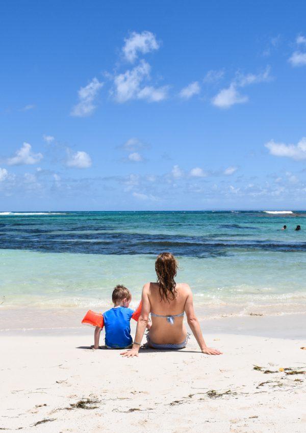Strand-Guide Guadeloupe: Die besten Strände auf der Karibikinsel