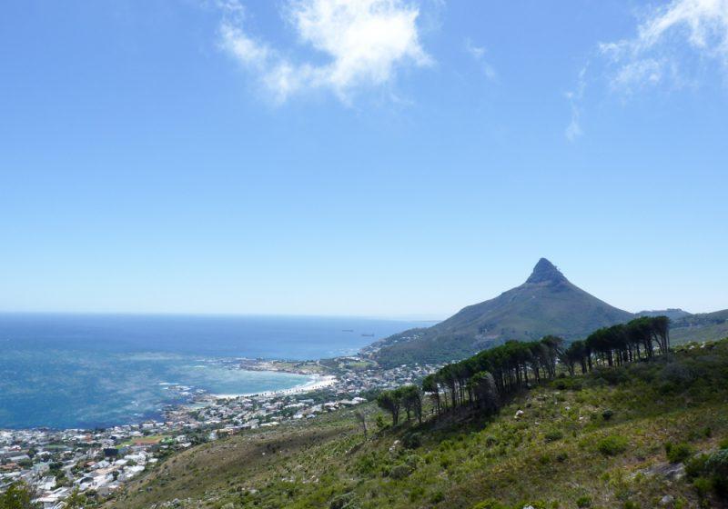 Wanderungen Kapstadt Südafrika