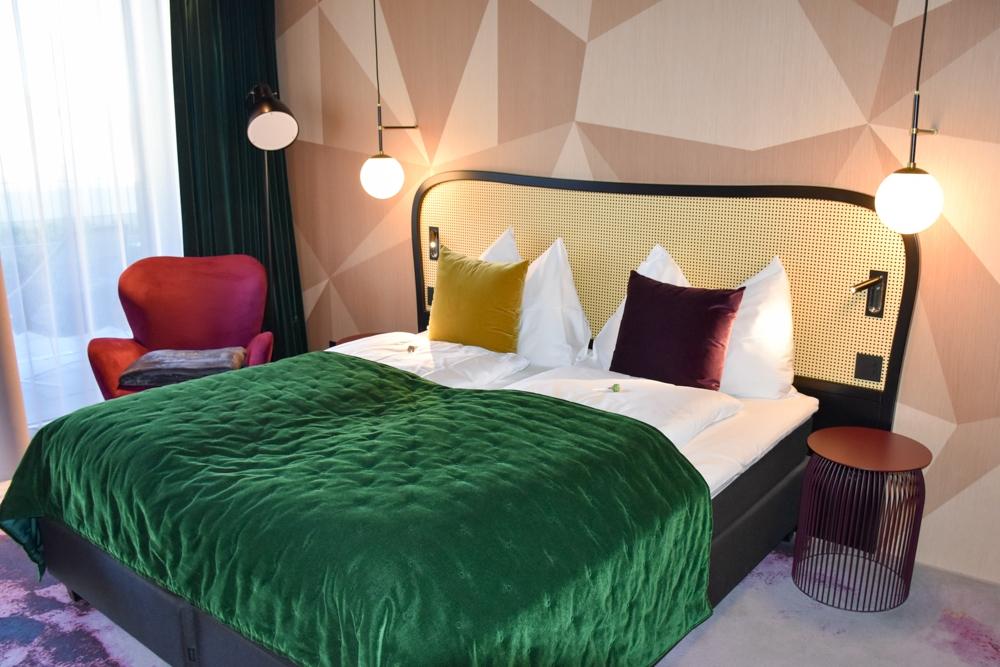 Hoteltipp Flims Schweiz The Hide Hotel Doppelzimmer