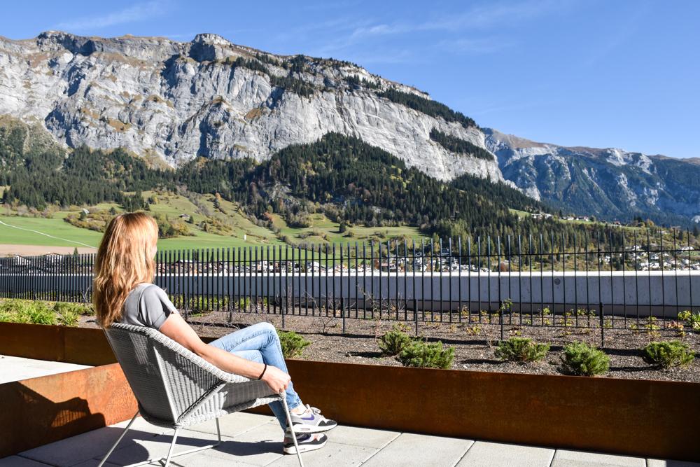 Hoteltipp Flims Schweiz The Hide Hotel Travel Sisi Esther Mattle