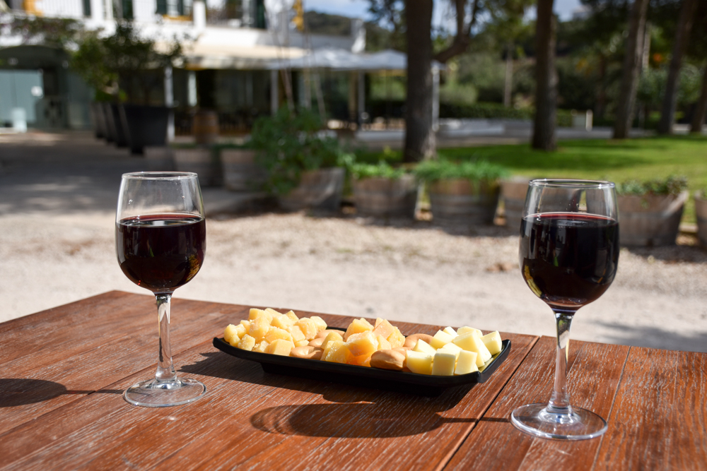 Menorca Reisetipps Highlights Unterkünfte Restaurants Wein und Käsedegustation Hort de Sant Patrici