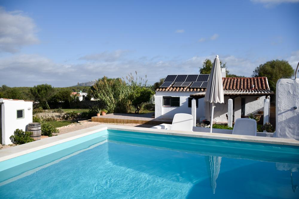 Menorca Reisetipps Highlights Unterkünfte Restaurants Finca Sa Tanca Pool
