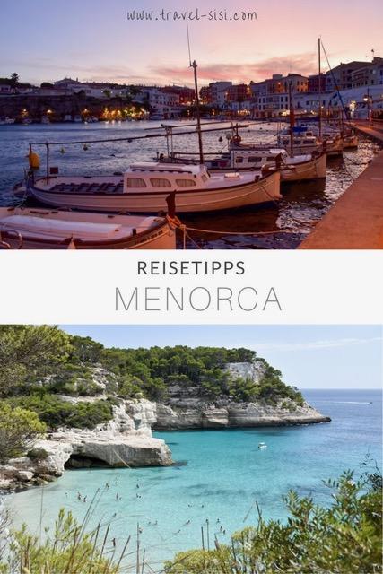 Reisetipps Menorca