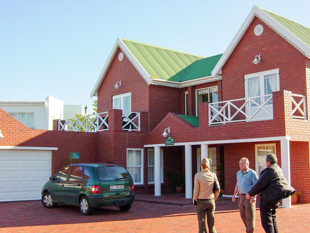 Auswanderung nach Südafrika Besichtigung Victoria Manor Guesthouse