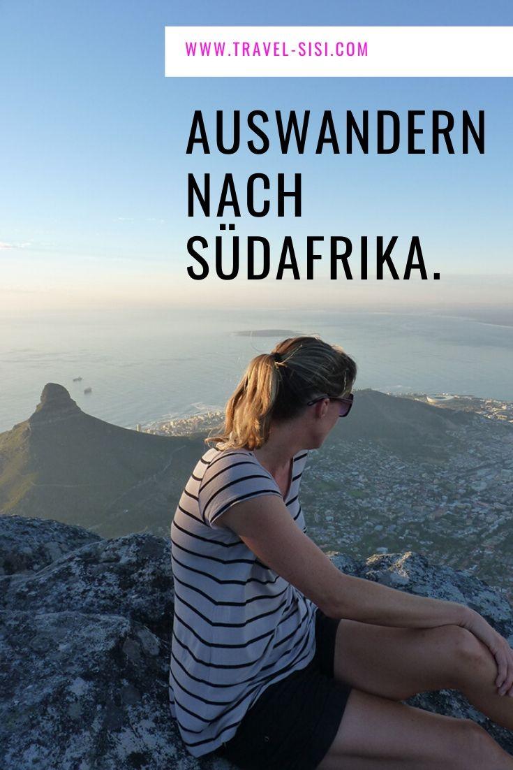 Auswanderung nach Südafrika Pinterest