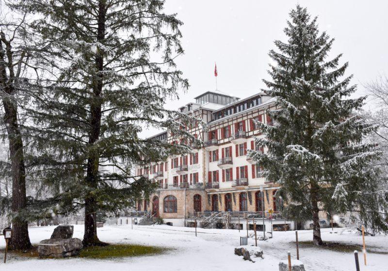 Hoteltipp Bergün Graubünden Schweiz Kurhaus Bergün