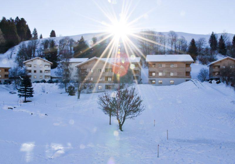 Unterkunft Brigels Schweiz: Familienfreundlicher Aufenthalt im Pradas Resort