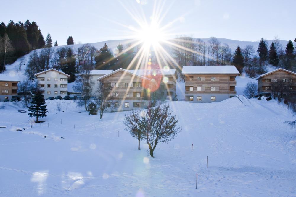 Unterkunftstipp Brigels Graubünden Schweiz Pradas Resort