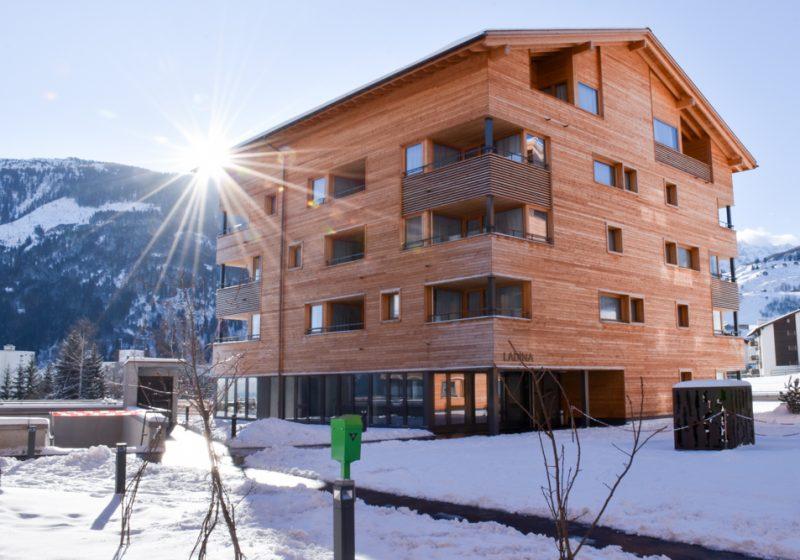 Catrina Resort Unterkunfttipp Disentis Graubünden Schweiz